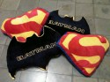Bantal Superman & Batman